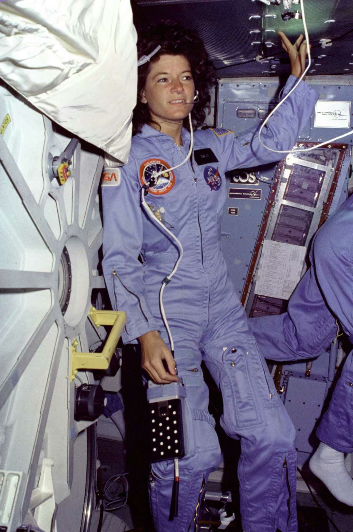 Sally Ride, 1943-2012 Astronaut and first American woman in space