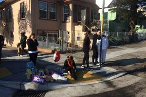 San Francisco mom killed by stray bullet in front of 3 children - Photo