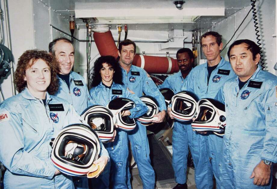 What's the first major news story you remember as a kid?This week Deadspin played a fun generational game, asking readers to name the first major news story they can remember from their childhood. Some said the Challenger disaster was their first news story, while others said the first Gulf War is their earliest news memory. The conversation was spurred on by a question posed to a Twitter user, @Miz_Rosenberg, by a 15-year-old.  Photo: NASA.gov