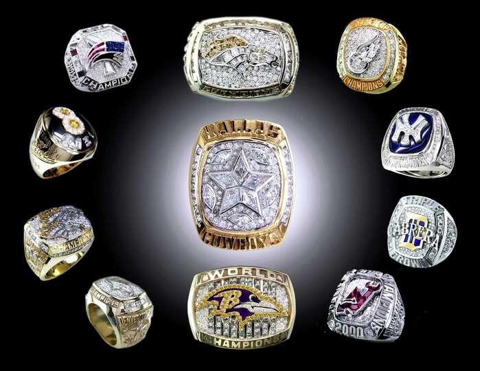 Championship Ring Designer Rings Designed by