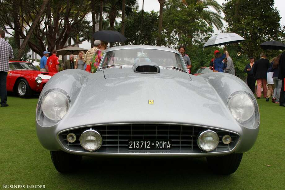 At world\'s most important classic car show, new models muscle in ...
