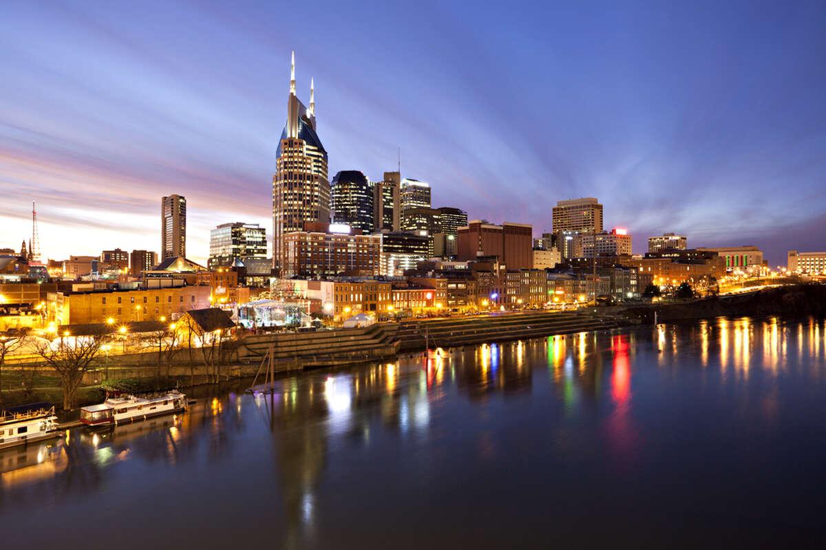 No. 20 - Nashville, Tennessee