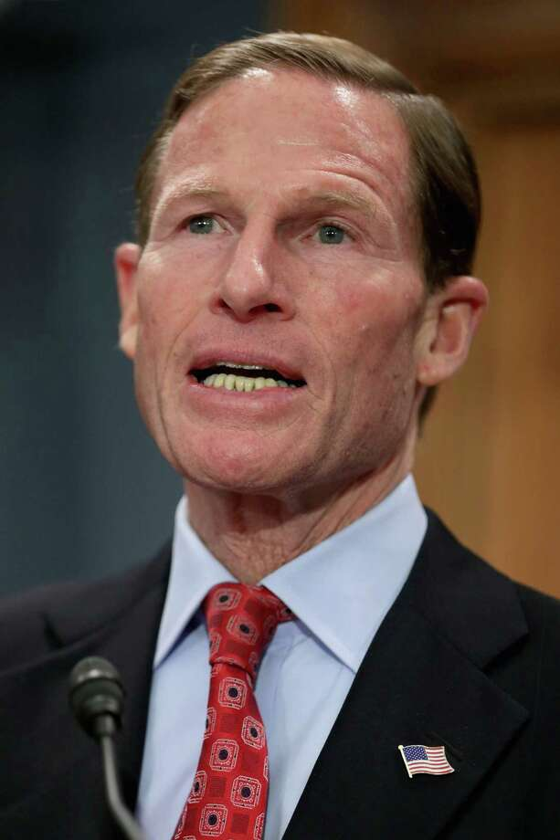 U.S. Sen. Richard Blumenthal (D-CT) Photo: Chip Somodevilla, Chip Somodevilla/Getty Images / 2013 Getty ImagesChip Somodevilla/Getty Images