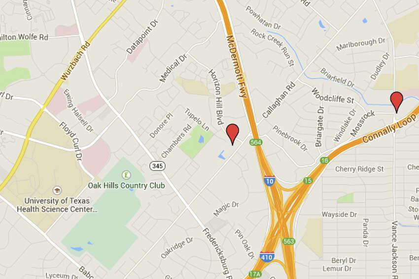 WING ZONE: 7863 CALLAGHAN RD #208 San Antonio , TX 78229 Date:01/16/2015 Demerits:15