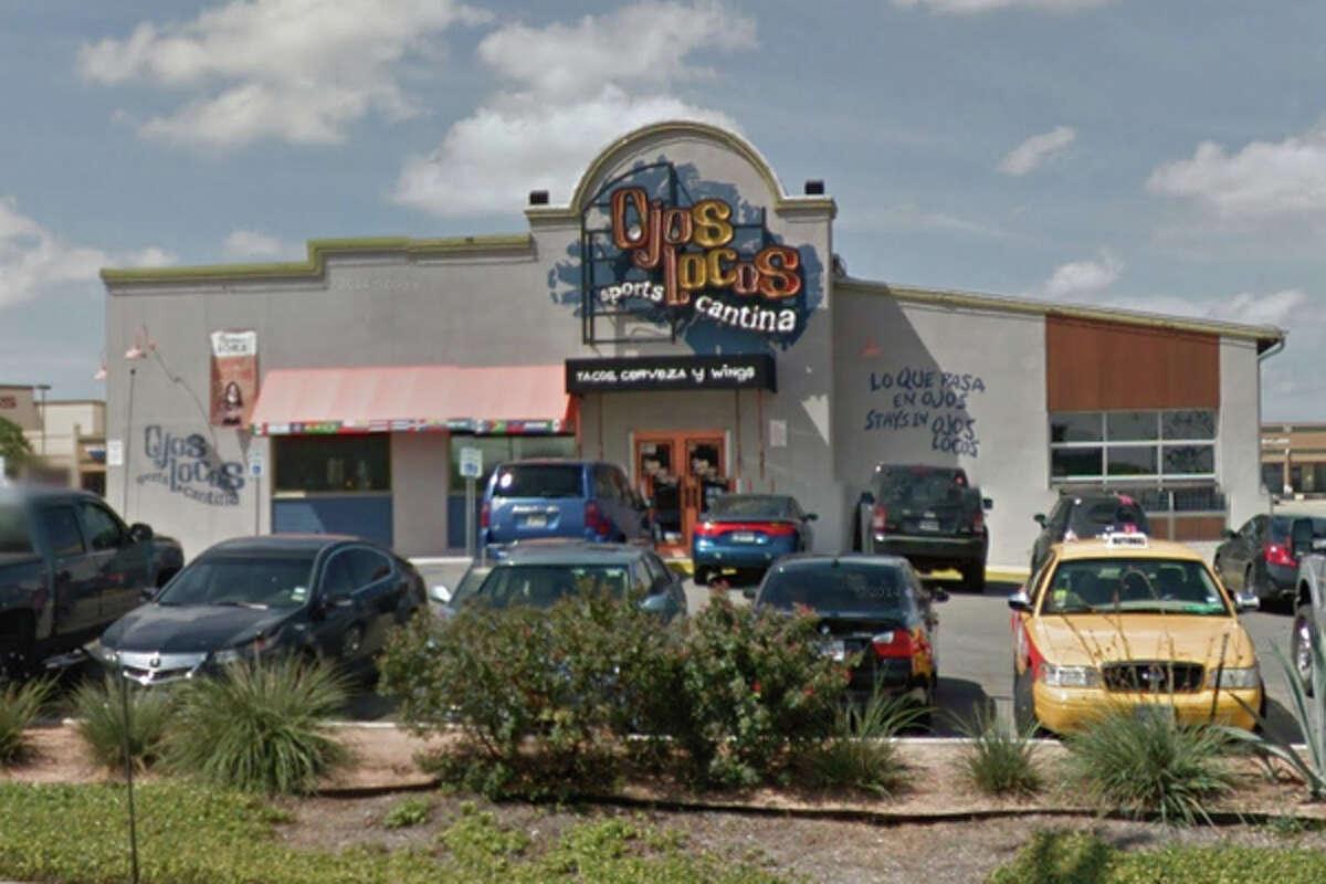 20.Ojos Locos Sports Cantina (5809 N.W. Loop 410): $315,578
