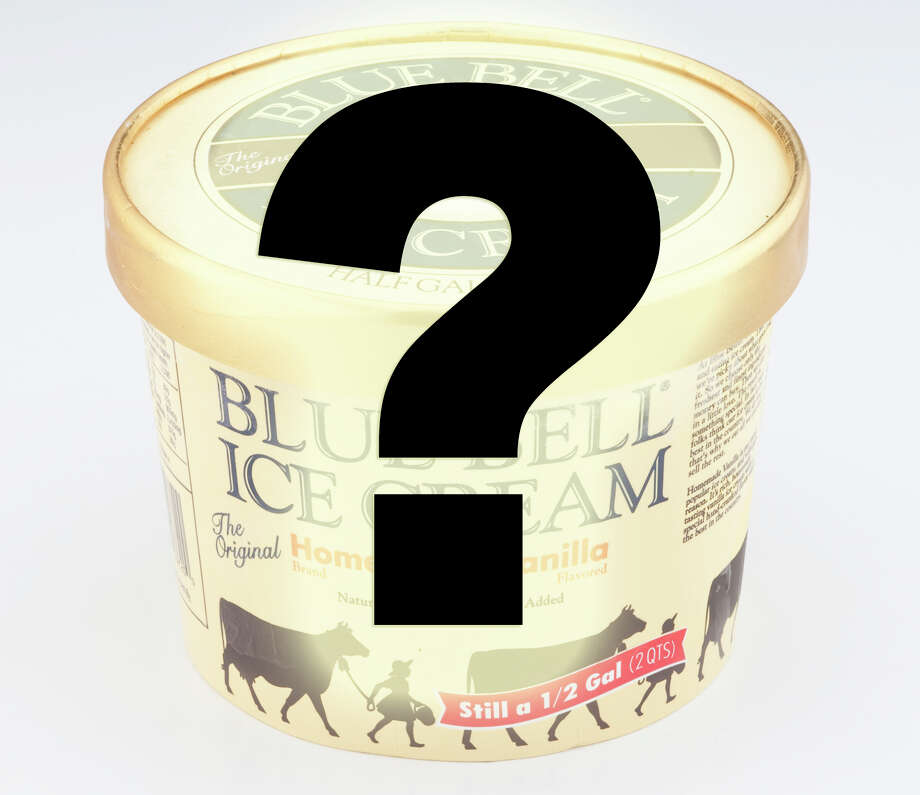 "Is Blue Bell working on a new mystery flavor?The company says ""no,"" but the Texas-based creamery just filed for two new trademarks with the U.S. Patent OfficeSee the U.S. Patent Office trademark documents ...  Photo: Nick De La Torre, Houston Chronicle / © 2010 Houston Chronicle"