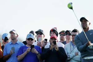 Woods' place in history means he's still golf's top attraction - Photo
