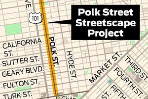 Driving a hard bargain over plans for Polk Street - Photo