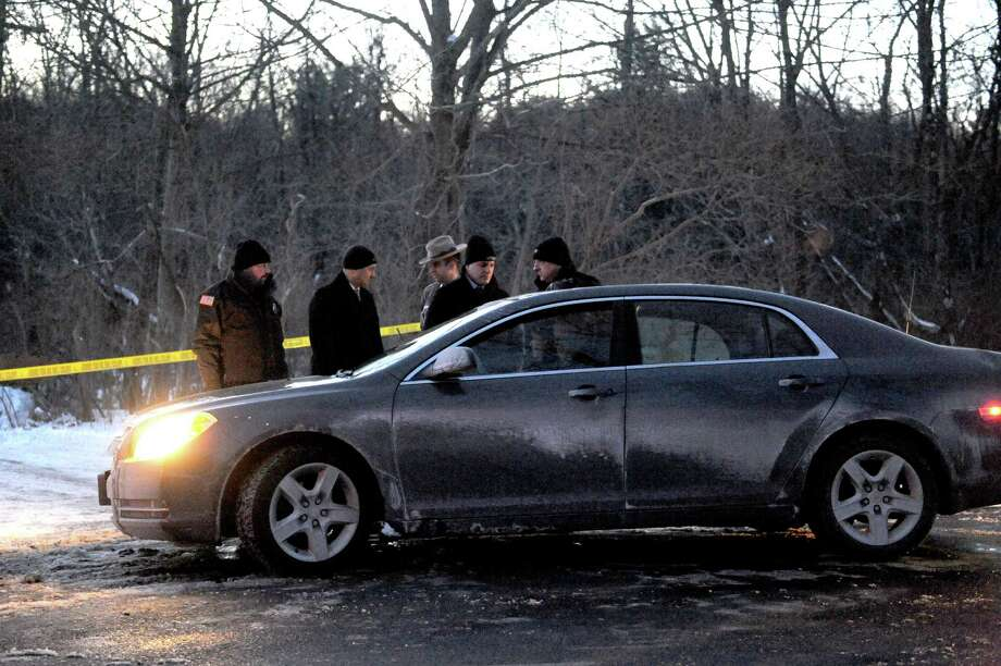 Police investigate an assult that took place at 2639 Reno Road on Wednesday Jan. 27, 2015 in Schodack , N.Y. (Michael P. Farrell/Times Union) Photo: Michael P. Farrell