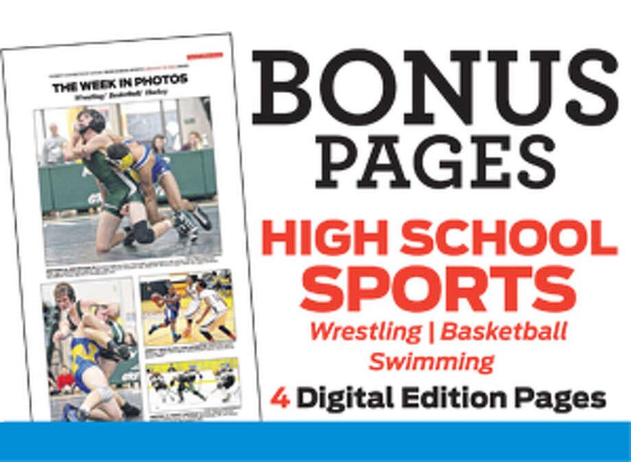 E-Edition Digital Edition bonus sports pages Photo: File Photo, Bonus Content / Connecticut Post File Photo