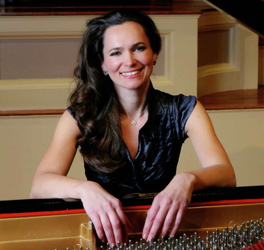 Westporter Dalia Lazar will perform two free concerts at Fairfield's Pequot Library on Sundays, Feb. 8 and                            15. Photo: Contributed Photo / Connecticut Post Contributed