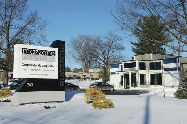 The new headquarters and catering center of Mazzone Hospitality on Wednesday Jan. 27, 2015 in Clifton Park , N.Y. (Michael P. Farrell/Times Union) Photo: Michael P. Farrell / 00030364A