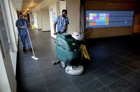 Grand UCSF hospital's opening to change care in S F  - SFGate