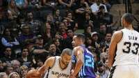 Final: Spurs 95, Charlotte 86 - Photo