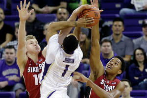 Stanford works over Washington inside out to take 3rd place - Photo