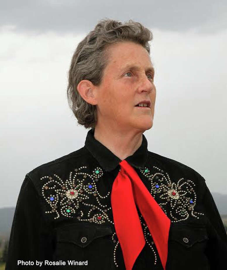 """Temple Grandin will appear at Sugar Creek Baptist Church on Friday, Feb. 6.  Grandin, who was diagnosed as autistic as a small child, believes """"People with autism can learn and succeed when others around them believe in their abilities and hold high expectations."""" Photo: Photo By Rosalie Winard"""