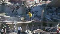Gas blast wrecks Mexico children's hospital; 2 dead, 73 hurt - Photo