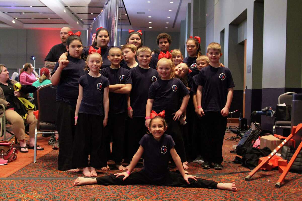 """San Antonians looking to show off their unique performance skills lined up Thursday for auditions for the 10th season of NBC's """"America's Got Talent"""" at the Henry B. Gonzales Convention Center in downtown."""