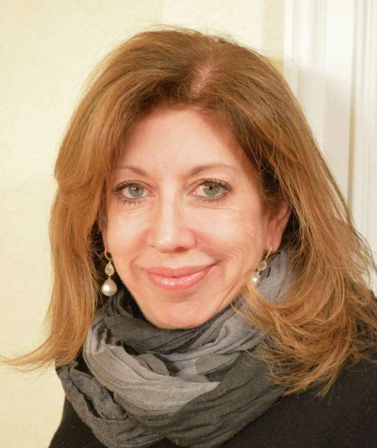 Linda Wolk-Simon has been named curator of Fairfield University's Bellarmine Museum and ita Walsh Gallery. Fairfield CT. January 2015. Photo: Fairfield Citizen/Contributed / Fairfield Citizen