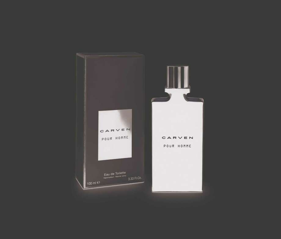 Carven Parums introduces Carven Pour Homme Eau de Toilette, a new fragrance that is woody, spicy and aromatic with a nod to Carven's Vetiver, created in 1957. Photo: Carven / dominique amphonesinh