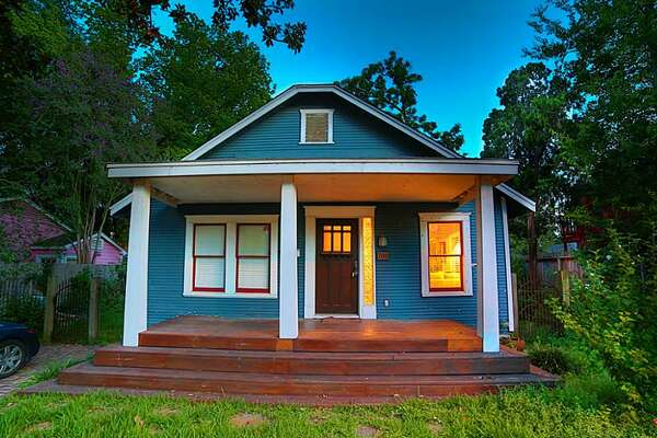 The Tiny House Trend And Houston Houstonchronicle Com