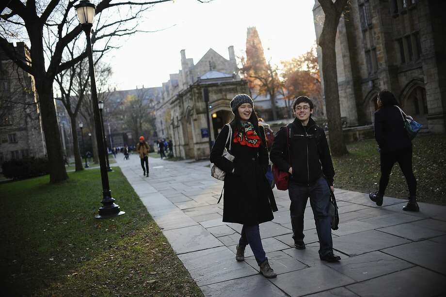 Click through to check out how Connecticut business schools stacked up against other universities in U.S. News & World Report's 2017 rankings for graduate programs. Photo: Jessica Hill, Associated Press