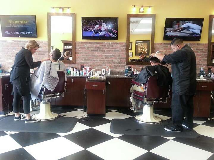 lu s barber shop 18 of 21 lu s barber shop haircut shave 2353 bay area ...