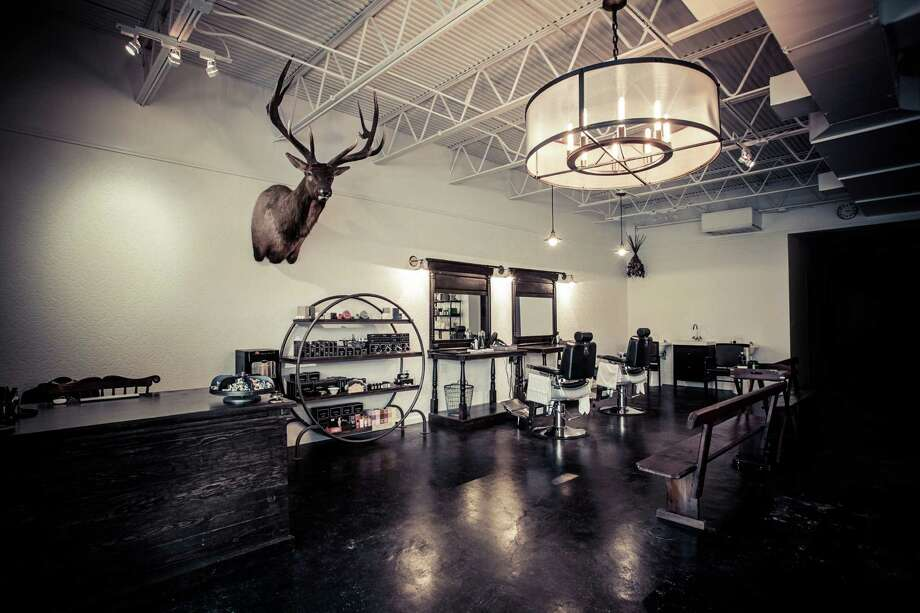 New school barbershops in Houston with an old-school attitudeThe Argyle League703 West Alabama StreetHouston, TexasClick through to see photos from some of the shops doing it best in Houston... Photo: File