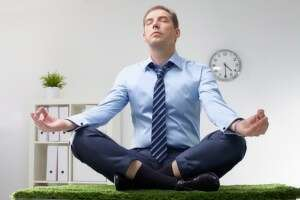 How meditation affects your job search - Photo