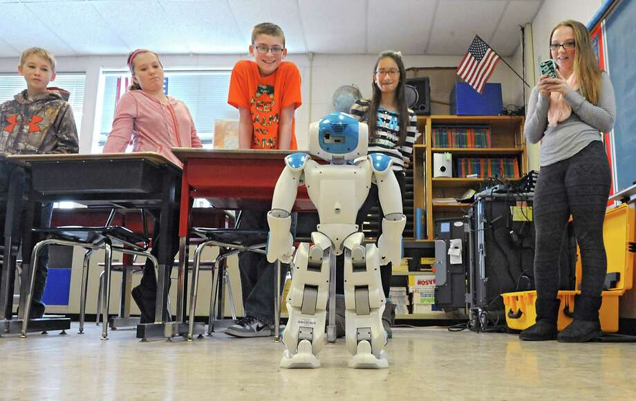 Learn how to design and program a robot that can be used as a