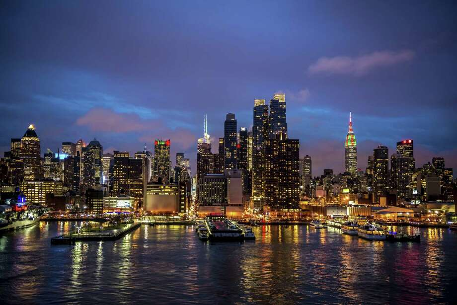 Happiest cities to work inNo. 10: New York, New YorkSource: Forbes Photo: Zorani, Getty Images / Vetta