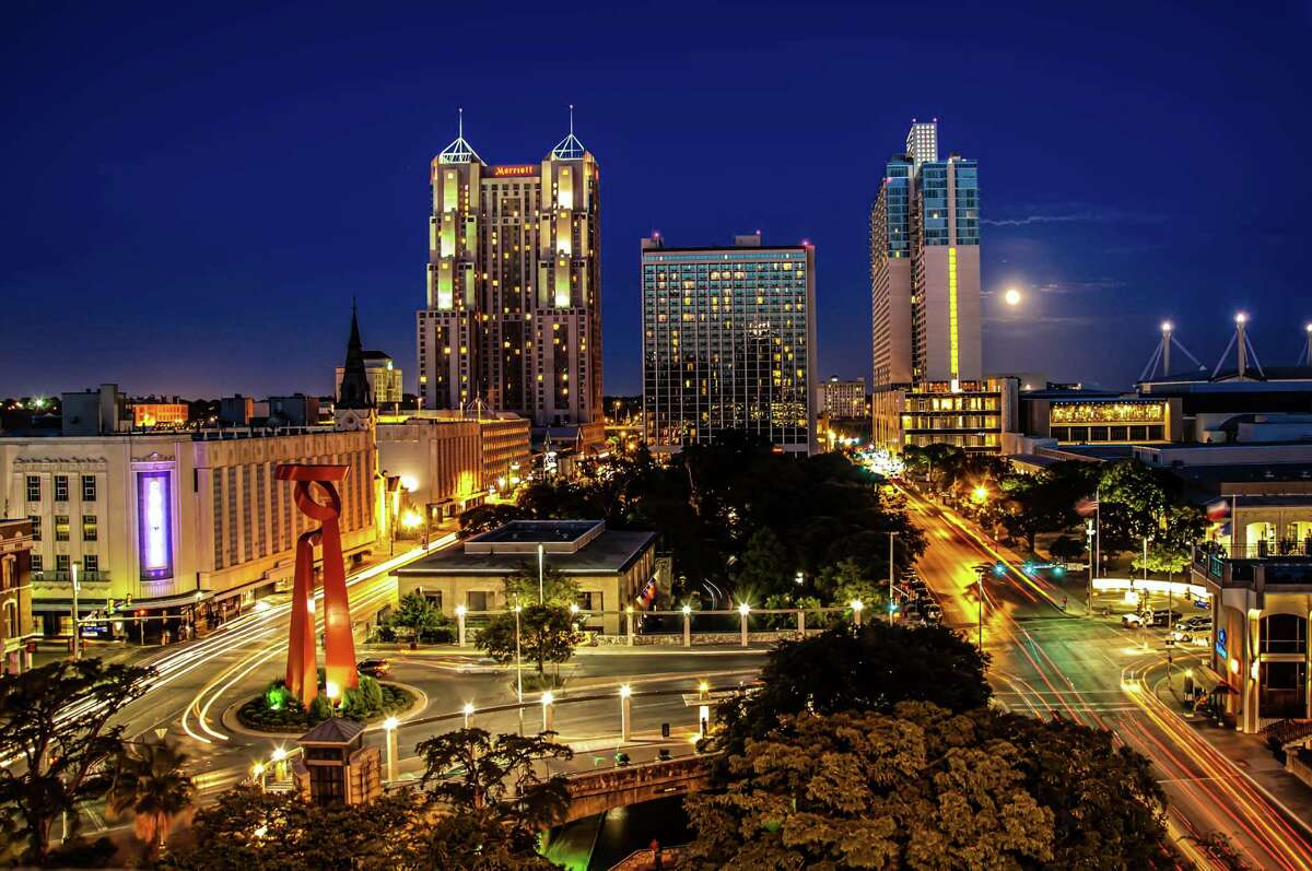 Happiest cities to work in No. 8: San Antonio Source: Forbes