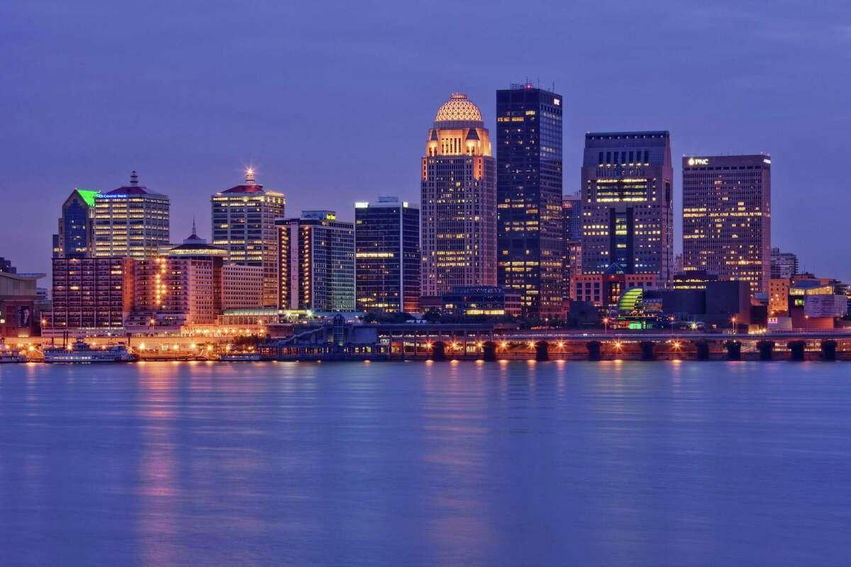 10. Louisville/Jefferson County, KY-IN
