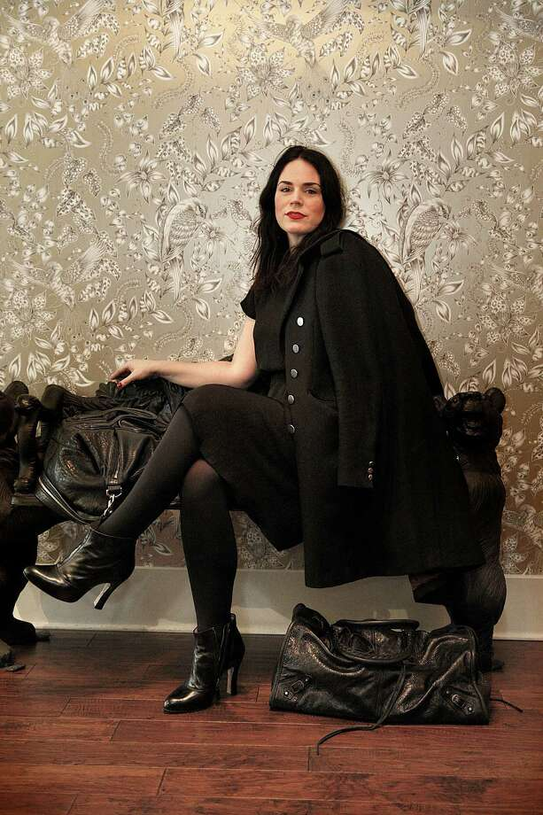 Michelle Snyder, owner of San Francisco's Barrow Salon, occasionally travels to New York or Los Angeles to see high-profile clients. Photo: Liz Hafalia / The Chronicle / ONLINE_YES