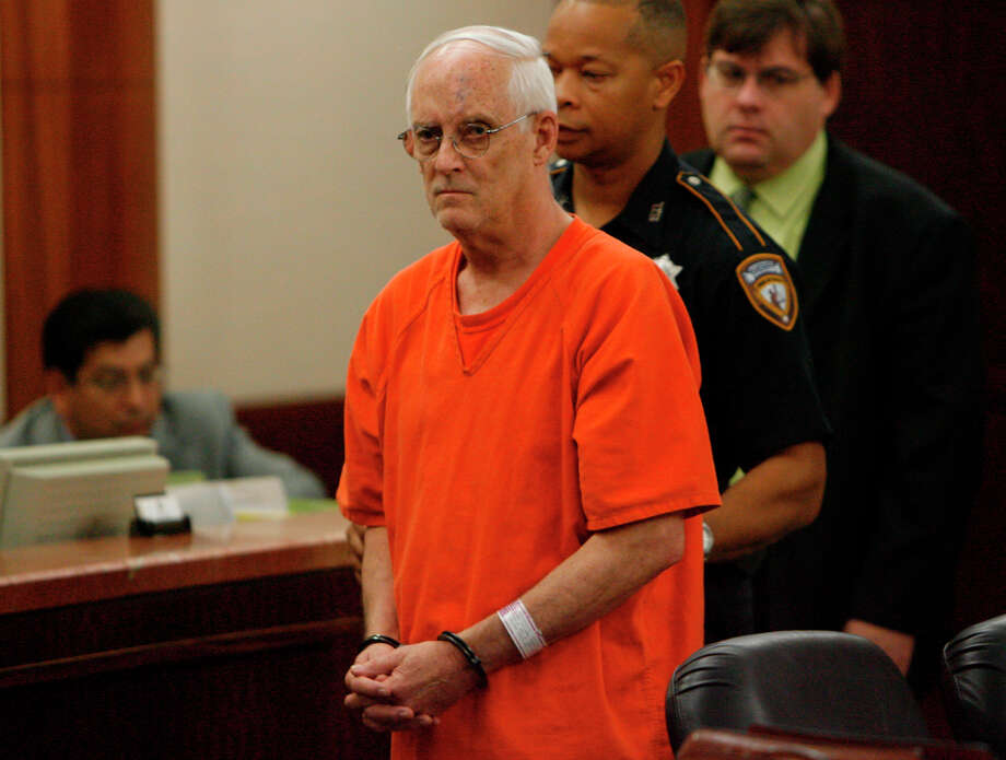 Robert Gillham is shown in a Houston court in 2009. Photo: Julio Cortez, Staff / Houston Chronicle