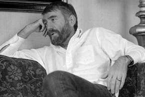 Rod McKuen, seen in 1974, produced music, verse and spoken-word recordings in the 1960s and '70s that won him Oscar nominations and made him one of the best-selling poets in history. He died at 81.