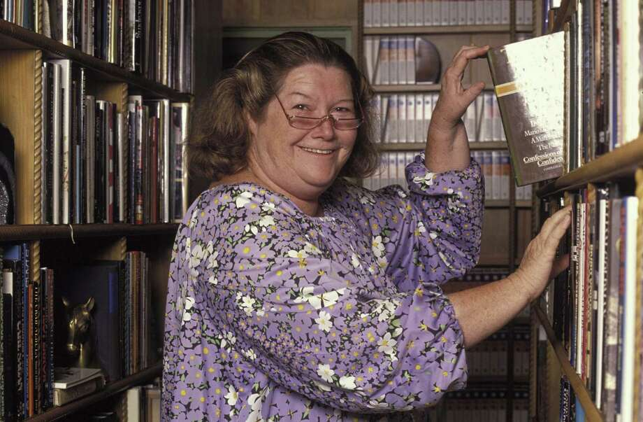 Colleen McCullough was a neurophysiological researcher at Yale University who turned to writing novels in her spare time. Photo: Patrick Riviere, Staff / 2004 Getty Images