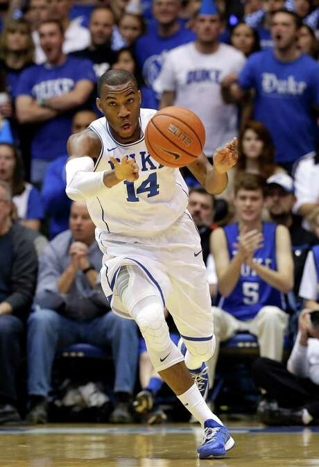 Rasheed Sulaimon was averaging 7.5 points per game this season. Photo: Gerry Broome, STF / AP