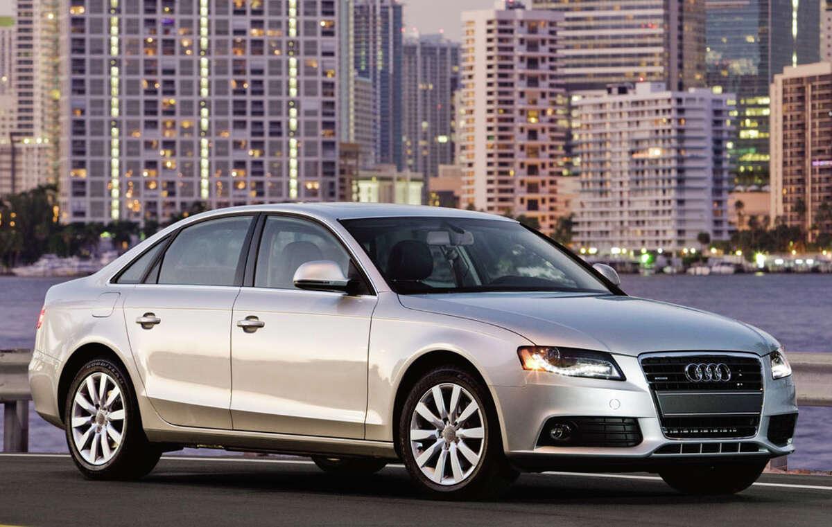 Zero deaths: Audi A4