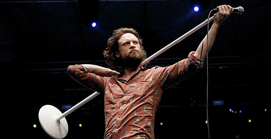 Father John Misty performs at the Coachella Music and Arts Festival. He will also perform at this year's Capitol Hill Block Party. Photo: Luis Sinco / McClatchy-Tribune News Service / Los Angeles Times