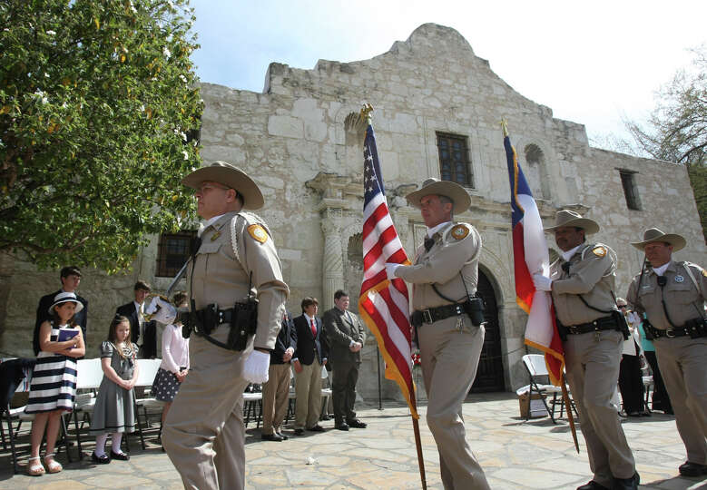 The Shrine S Private Police Force Is The Alamo Rangers A