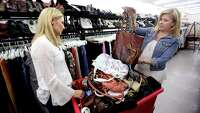 Passion for shopping turns duo into thrift-store experts - Photo