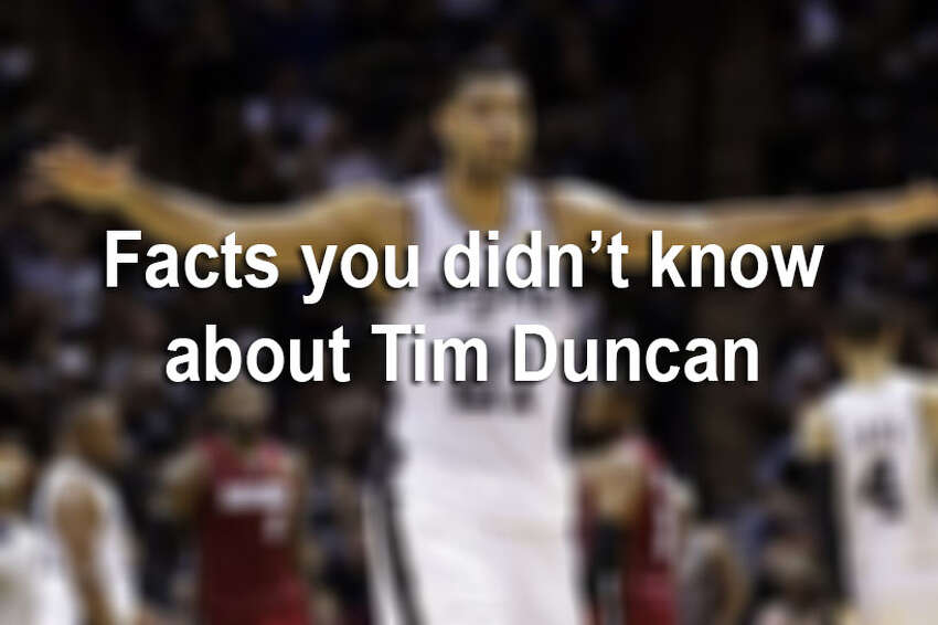 Click through the slideshow to see interesting facts about the San Antonio favorite and basketball All-Star.