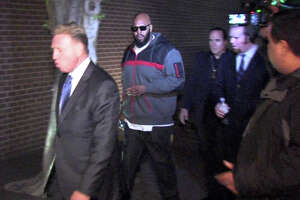 Former rap mogul 'Suge' Knight arrested in deadly hit-and-run - Photo
