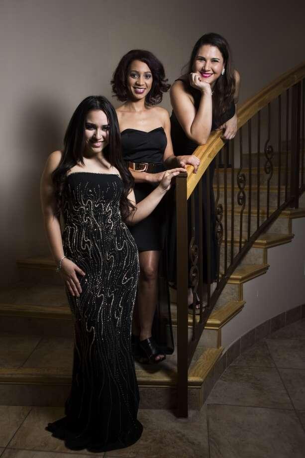 Musas es un grupo que se formó bajo la sombra del grupo de teatro en español Somos Todos que dirige la mexicana Adelina Venegas. Photo: Marie D. De Jesus, Houston Chronicle