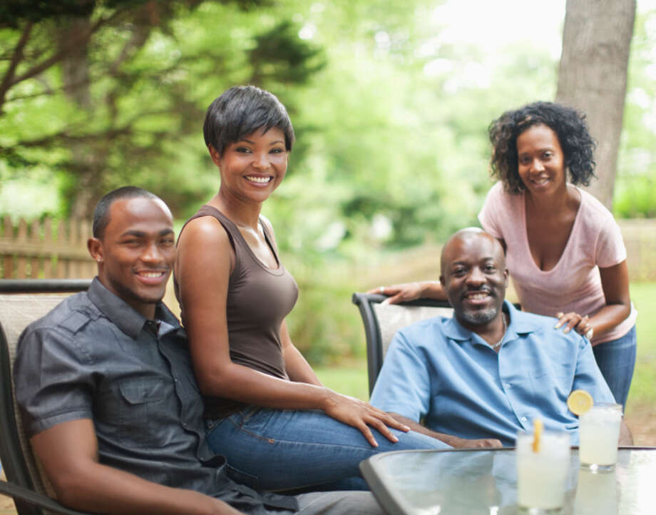 Black History Month StatisticsSee the makeup of black households in America, according to the U.S. Census Bureau. Photo: Blend Images/Moxie Productions, Getty Images / Brand X