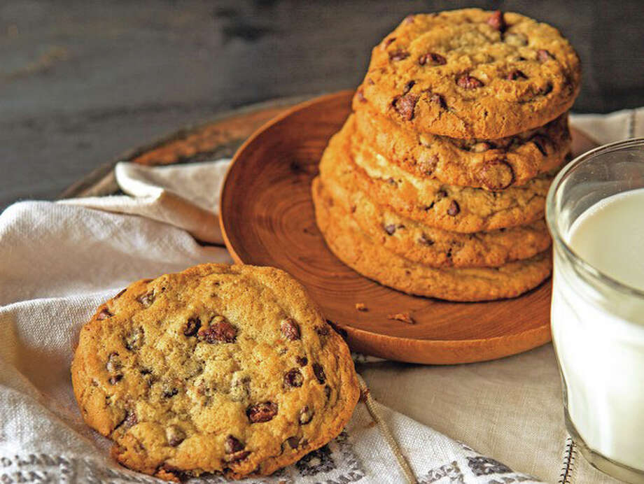 """Ultimate Chocolate Chip Cookies, from """"The Everyday Art of Gluten-Free."""" Photo: Knoxy Knox / knox photographics 2013"""