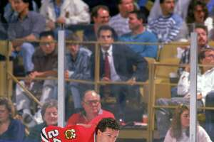 Stan Mikita's illness sad news for Sharks GM Wilson - Photo