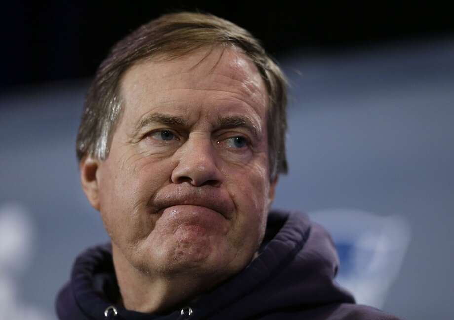 "Bill Belichick, NFL The Patriots coach has three Super Bowl rings, is one of the NFL's best ever and is ticketed for the Pro Football Hall of Fame. However, he turns off people by exuding less warmth than Darth Vader at times. Also, the 2007 Spygate scandal and this year's Deflategate imbroglio have tarnished Belichick, who was even dubbed ""Beli-cheat"" recently by Hall of Fame coach Don Shula. Photo: Mark Humphrey, Associated Press"