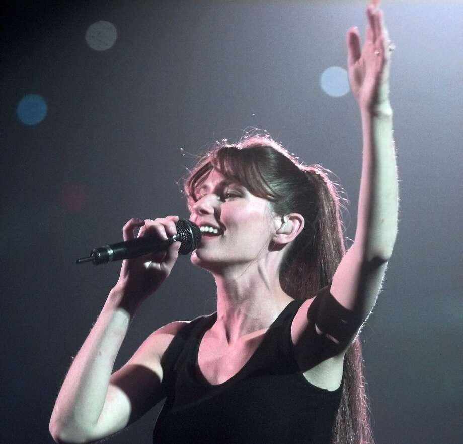 Click through the slideshow to follow Shania Twain's career through the years.(James Goolsby/Times Union) Photo: JAMES GOOLSBY / ALBANY TIMES UNION